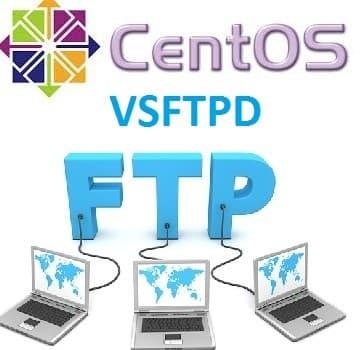 Установка Vsftpd Linux Centos