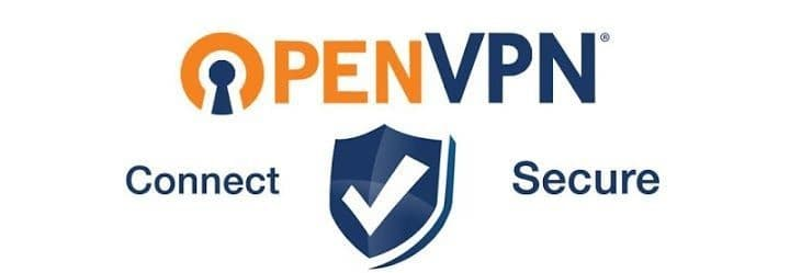 OpenVpn connect настройка на iOS iPad