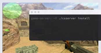 Установка Counter-Strike 1.6 сервера на Debian