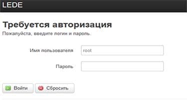 Блокировка сайтов на openwrt с Luci
